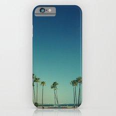 Summer Beach Blue Slim Case iPhone 6s