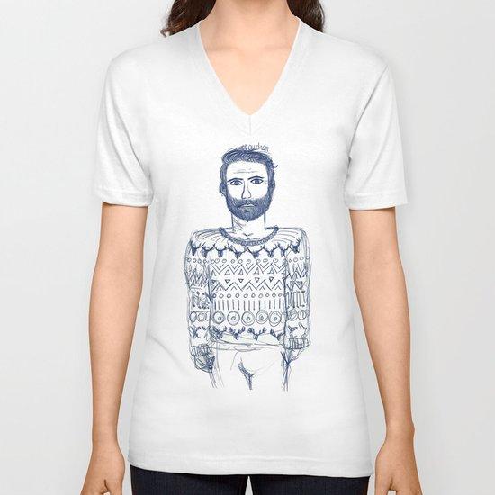 Escuchar V-neck T-shirt