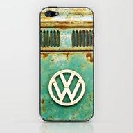 VW Retro iPhone & iPod Skin