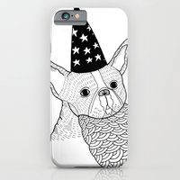 Dog Wizard iPhone 6 Slim Case