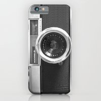 photography iPhone & iPod Cases featuring Camera by Nicklas Gustafsson