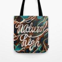 Natural High Tote Bag