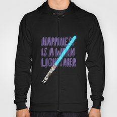 Happiness is a warm Lightsaber Hoody