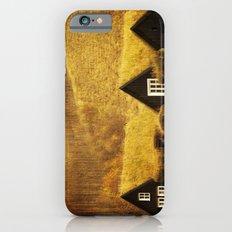 Turf Houses of Iceland iPhone 6 Slim Case