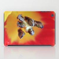Tulip Rays iPad Case
