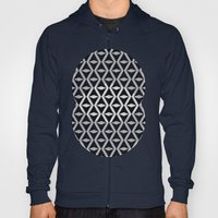 Abstract 3d Grainy Hoody