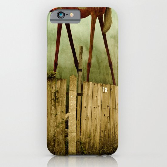 The Painted Horse iPhone & iPod Case