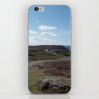 The Long Road iPhone & iPod Skin