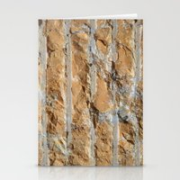 Cut Stone Stationery Cards