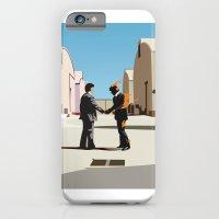 Wish you were flat iPhone 6 Slim Case