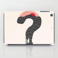 Why? iPad Case