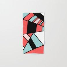 Abstract #451 Hand & Bath Towel