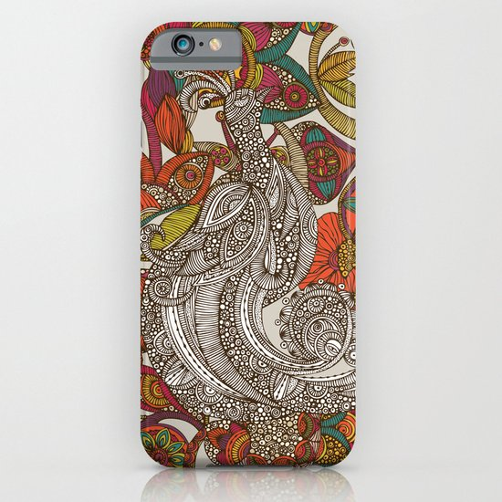 Paradise Bird iPhone & iPod Case