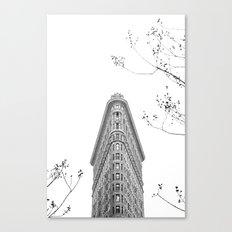 Flatiron Building NYC Canvas Print