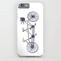 iPhone & iPod Case featuring Tandem by Rebecca Mcmillan