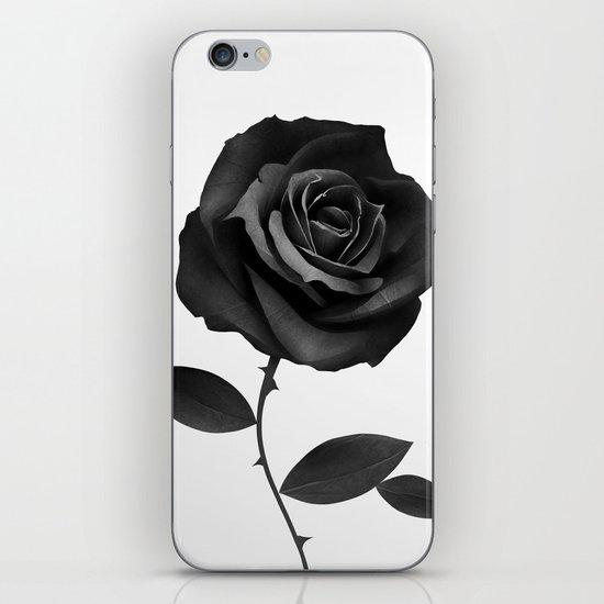 Fabric Rose iPhone & iPod Skin