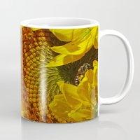 Inside the Sunflower Mug