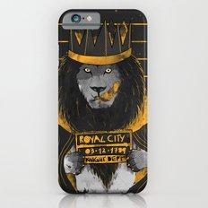 Royal Mugshot iPhone 6 Slim Case