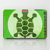 TMNT (Super Minimalist S… iPad Case
