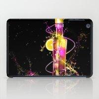 Vodka Illustration iPad Case