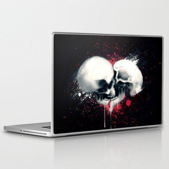 Death Lovers Laptop & iPad Skin
