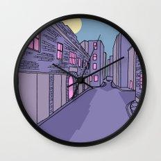 25 Durweston Street, Lon… Wall Clock
