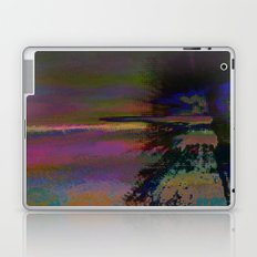 19-46-12 (Black Hole Glitch) Laptop & iPad Skin