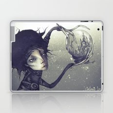 Edward Scissorhands Laptop & iPad Skin