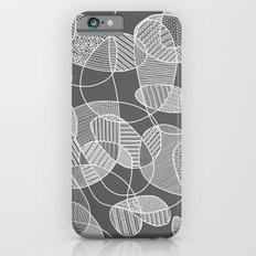 Tangled in B&W iPhone 6s Slim Case