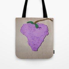 Killer Grapes  Tote Bag