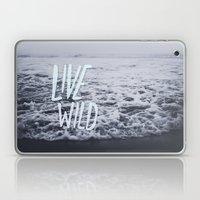 Live Wild: Ocean Laptop & iPad Skin
