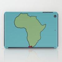Ali Hearts Cape Town iPad Case