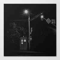 Anytime Anywhere Canvas Print
