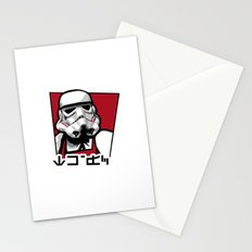 Storm Fried Chicken Stationery Cards