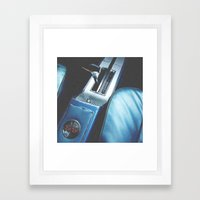 '63 IMPALA Framed Art Print