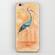 An Exotic Stork iPhone & iPod Skin