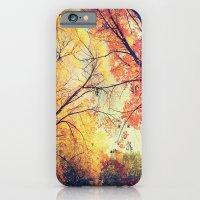 Autumn Embrace iPhone 6 Slim Case