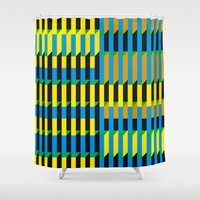 Cinetism Shower Curtain