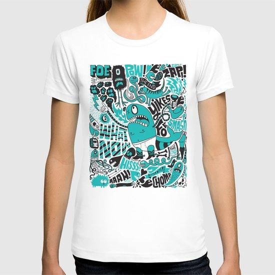 Foe! T-shirt