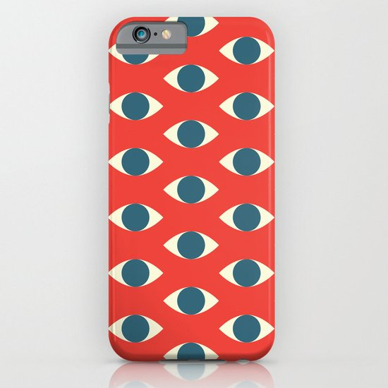 The Eyes Have It iPhone & iPod Case