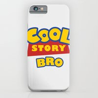 iPhone & iPod Case featuring Cool Story, Bro by Future