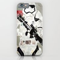 FIRST ORDER STORM TROOPER iPhone 6 Slim Case