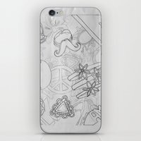 Shoulda Put A Ring On It iPhone & iPod Skin