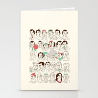 Many Murrays Stationery Cards