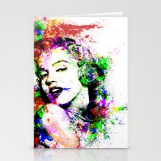 Monroe. Stationery Cards