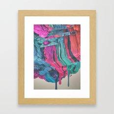 QUAGMIRE (everyday 12.18… Framed Art Print