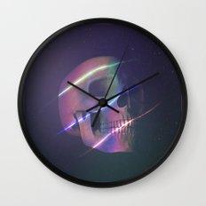 Funky Dead Disco Wall Clock