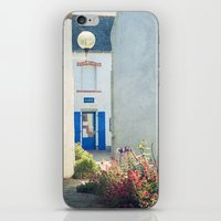 Houat #5 iPhone & iPod Skin