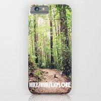 HIKE/RUN/EXPLORE iPhone 6 Slim Case