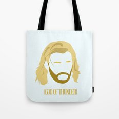 MINIMALIST THOR - THE AVENGERS Tote Bag